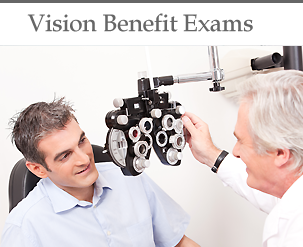 Vision Benefit Exams
